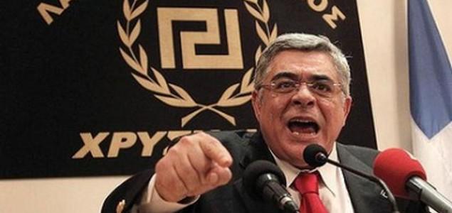 Uhapšen vođa grčkih neonacista