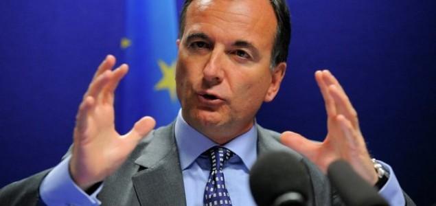 Franco Frattini savjetovaće srbijansku vladu o pristupanju EU-u