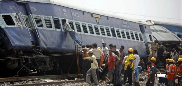 Pet poginulih, 16 povrijeđenih u bombaškom napadu na putnički voz u Pakistanu