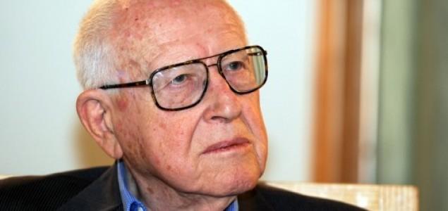 Lustig: O Srebrenici se mora govoriti baš kao i o holokaustu