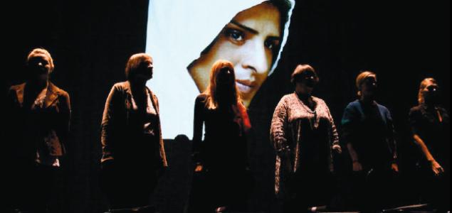 Upoznajte ansambl od sedam žena koji će dramu SEDAM čitati na pozorišnim scenama u Sarajevu, Mostaru i Banja Luci