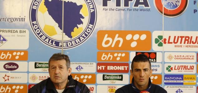 Sušić: Ozbiljno ćemo pristupiti meču sa Lihtenštajnom
