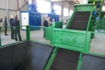 Mostar: U probni rad pušteno postrojenje za recikliranje otpada