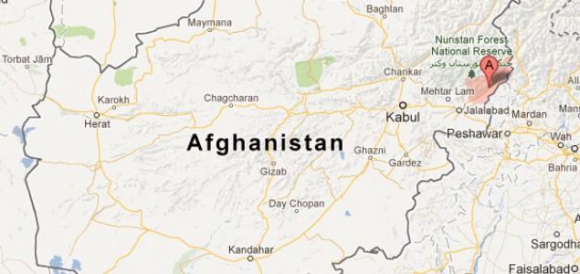 Afganistanski guverner ubijen bombom u mikrofonu