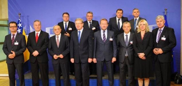 Bez dogovora bh. lidera u Briselu