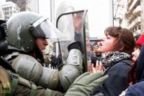Deseci tisuća studenata i profesora u Čileu ponovno na ulici