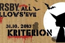 SOMERSBY ALL HALLOWS' EVE – NAJVEĆI HALLOWEEN PARTY U GRADU