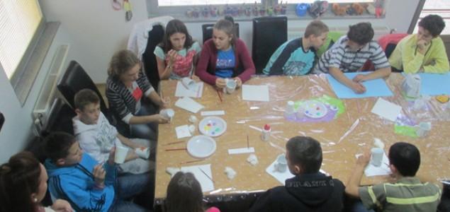 Kreativnom radionicom u borbi protiv nasilja nad djecom