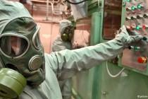 Uništenje sirijskog hemijskog arsenala u Albaniji