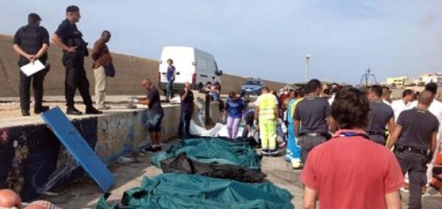 Izbjeglička drama pred Lampedusom: Evropa je zakazala