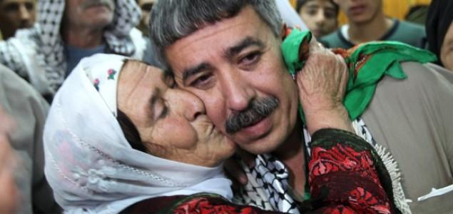 Bliski istok: Izrael oslobodio 26 Palestinaca