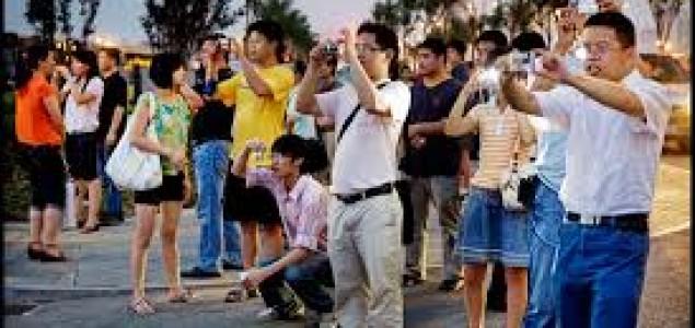 Vodič za kineske turiste: Ne čačkajte nos, ne vičite na ulici…