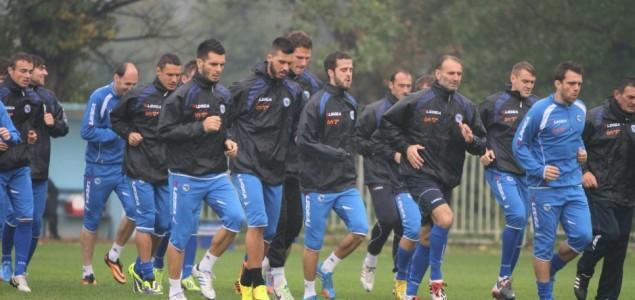 Zmajevi trenirali po kišnom i prohladnom vremenu, Lulić se priključio ekipi