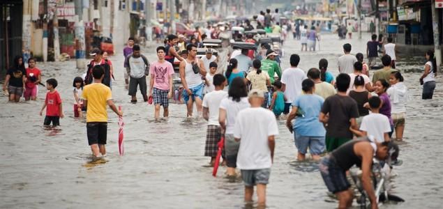 Filipini: Osam osoba smrtno stradalo u poplavama