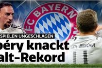 """""""Mister Nepobjedivi"""": Ribery je nadmašio i Bayerna!"""