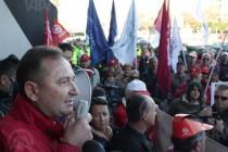 Radnički prosvjedi u Hrvatskoj: Robovi u Rimskom carstvu imali su veća prava od nas!