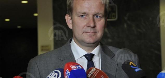 Sorensen: Zasad ništa novo u pregovorima bh. lidera o provođenju presude Sejdić-Finci