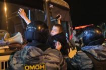 Tenzije u Moskvi zbog migranata: uhićen osumnjičeni za ubojstvo, oko 300 privedeno na nacionalističkom skupu