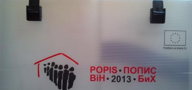 Preliminarni rezultati: U BiH su popisane 3.791.662 osobe