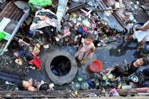 Glad hara u razorenom Taclobanu