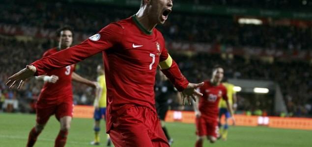 Pogledajte kako je Ronaldo srušio Šveđane