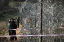 Bugarska počela postavljati ogradu