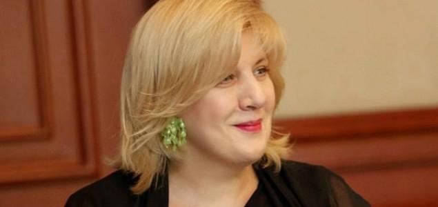 Dunja Mijatović odala počast medijskim radnicima