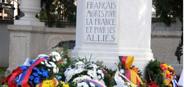 Obilježen Dan primirja u Prvom svjetskom ratu: Srbi i Francuzi – braća po oružju