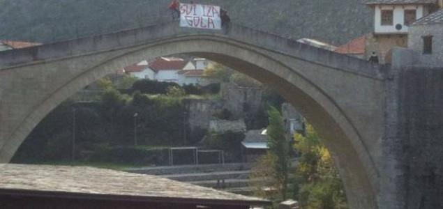 Povratak simbola antifašizma: Fudbalska groznica zahvatila Mostar: Svi iza gola!