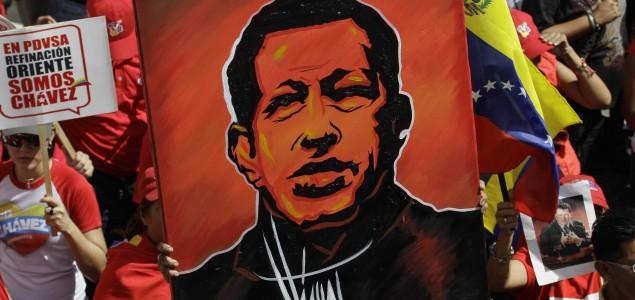 """Venezuela uvela dan """"privrženosti i ljubavi"""" za Chaveza"""