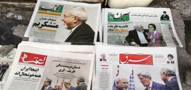 Otopljenje odnosa SAD i Irana mijenja balans moći