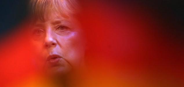 Merkel u klasnoj borbi