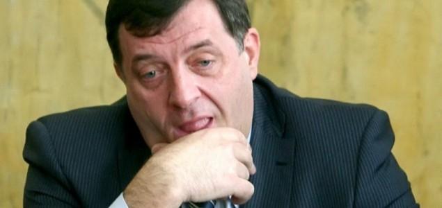 Udruženje BH novinari upućuje najoštriji protest predsjedniku RS Miloradu Dodiku