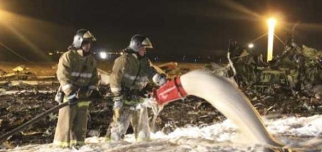 Uzrok avionske nesreće u Kazanju greška pilota i tehnički kvar