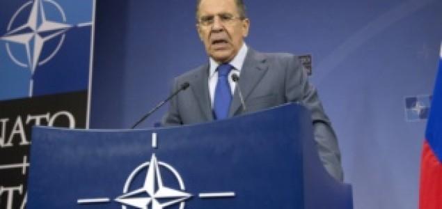 Lavrov kritikovao stav NATO-a o Ukrajini
