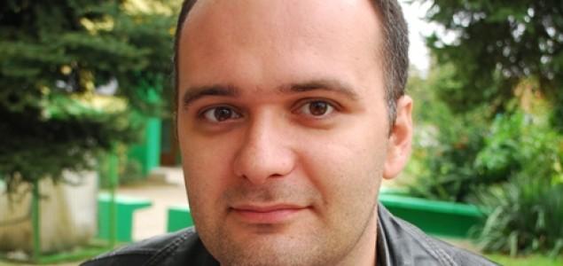 Branko Radaković ponovo u Škotskoj