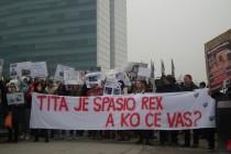 Protest protiv barbarizma: Ubijanje nije način kojim ćemo rješavati probleme