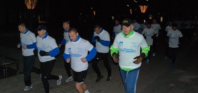 Jutros krenuo prvi maraton Bihać – Tomašica