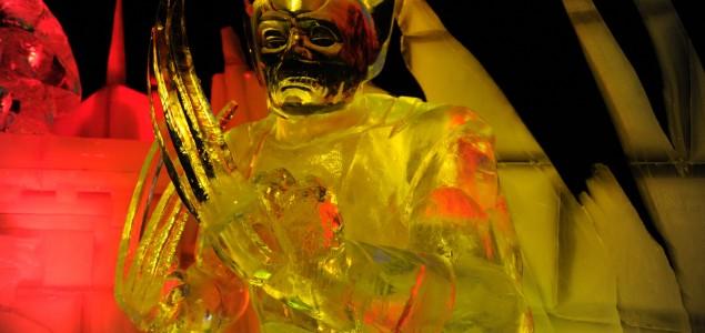 Bruxelles: Počeo festival skulptura od leda