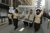 Ortodoksni Jevreji ispred UN-a protestovali protiv izraelskih vlasti