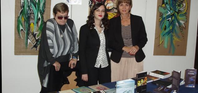 """Diana Burazer, Ljubica Ostojić i Nadja Rebronja oduševile publiku na """"Susretu jezika i književnost"""" u Luxembourgu"""