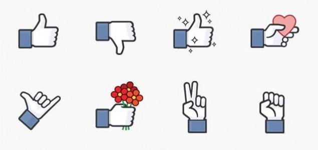 Konačno FB dislike dugme, ali samo na Messengeru
