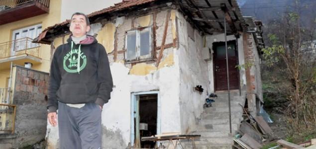 Bez ogrijeva, podrške i nade: Teška sudbina demobilisanog borca Hasana Haskovića
