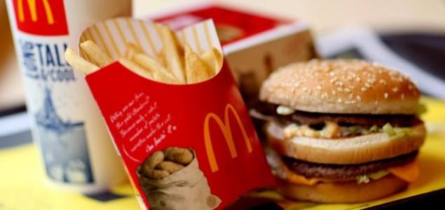 Šokantno otkriće o hamburgerima McDonalds'a (VIDEO)