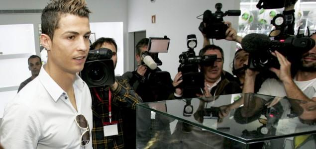 Ronaldu vlastiti muzej u Madeiri!