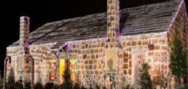 Najveća kuća od slatkiša na svijetu!