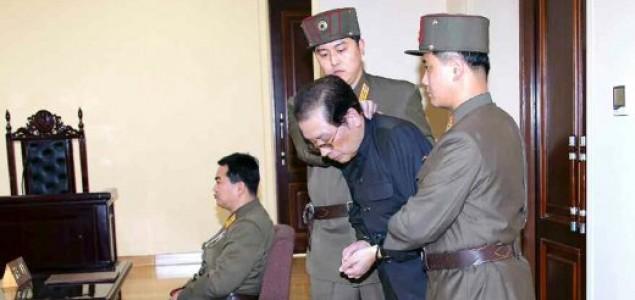 Kimov tetak Chang: Smrtna kazna za sjevernokorejsku sivu eminenciju