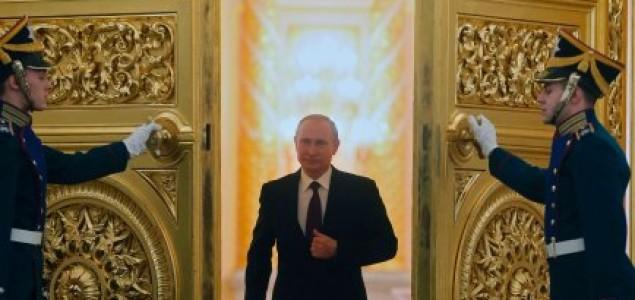 Putin najavio borbu protiv terorizma