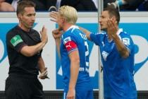 Salihoviću najbrži crveni karton u prvih 17 kola Bundeslige