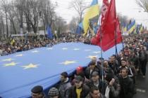 Policija rasteruje demonstrante u Kijevu